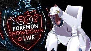 Enter DURALUDON! Pokemon Sword and Shield! Duraludon Pokemon Showdown Live!