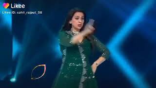 Madhoori And Juhi chawla Dance