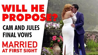 Will Cameron get down on one knee?   MAFS 2019