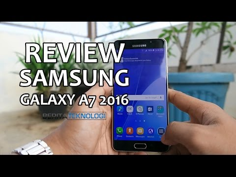 Review Samsung Galaxy A7 2016 Indonesia