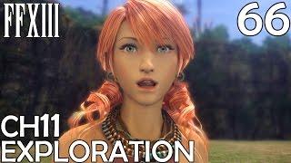 Final Fantasy XIII PC Walkthrough Part 66 - Hope & Vanille
