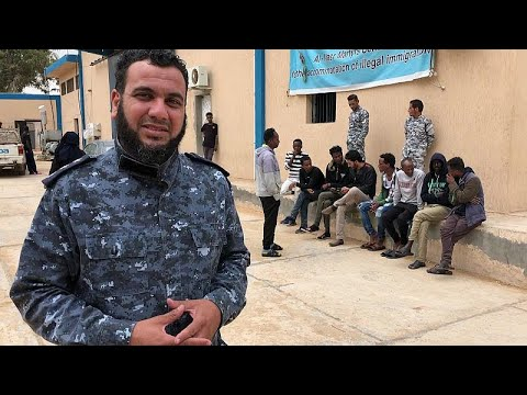 Watch our special report from inside Libya as warlords battle over the ruins of the war-torn country