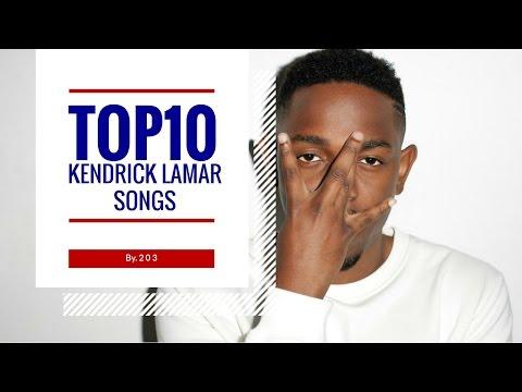 Top 10 Kendrick Lamar Sgs