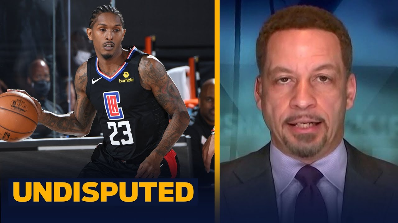 Trading Lou Williams could be a challenge for the LA Clippers — Chris Broussard   NBA   UNDISPUTED
