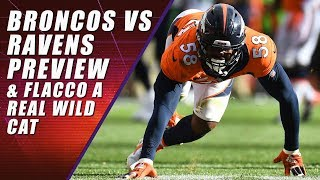 Denver Broncos vs Baltimore Ravens: What to Watch