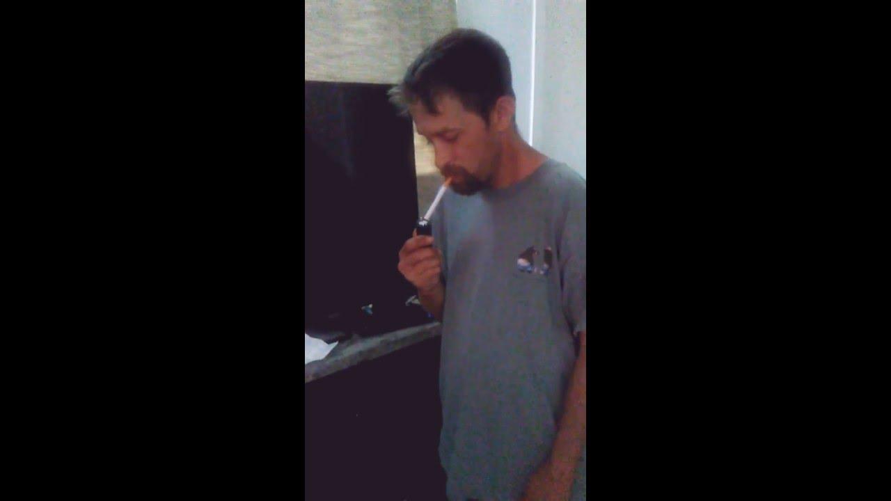 stupid humans taser won t light a cigarette youtube