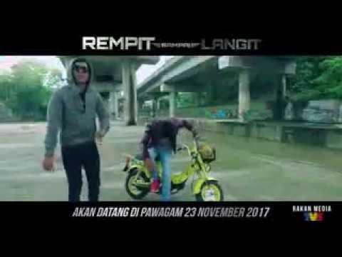 Usop Mentor Feat Ajak Shiro - SAMPAI LANGIT (OST REMPIT SAMPAI LANGIT) COVER VIDEO ONLY