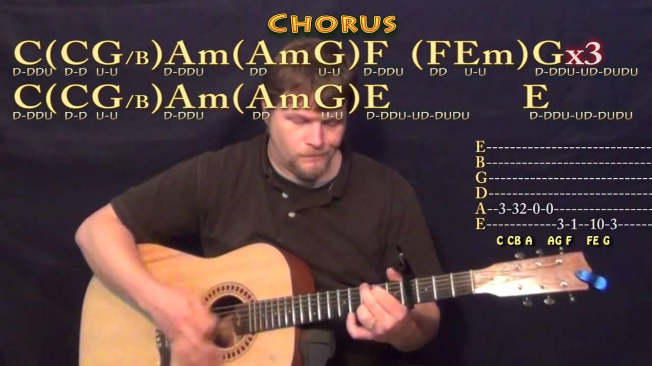 Nobody Love Tori Kelly Guitar Lesson Chord Chart Capo 4th Youtube