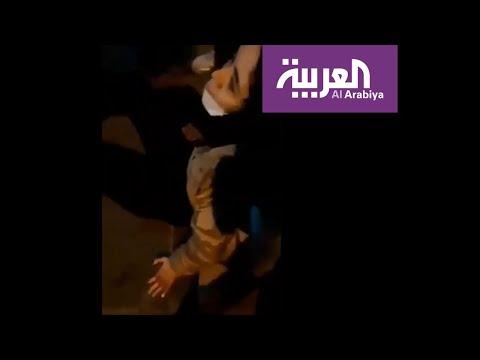 إصابات بين المتظاهرين إثر قيام القوات الأمنية الإيرانية بفتح النار عليهم في طهران  - 00:58-2020 / 1 / 13