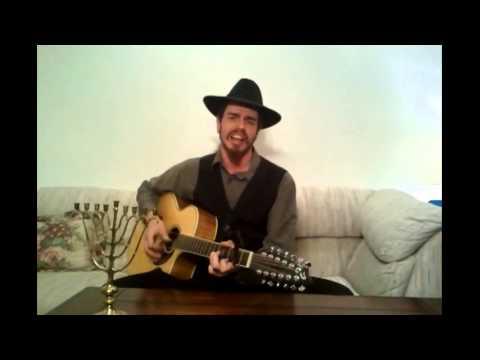 Dovid Mordachai: Hanukkah Medley (with Dreidel Song Parody)