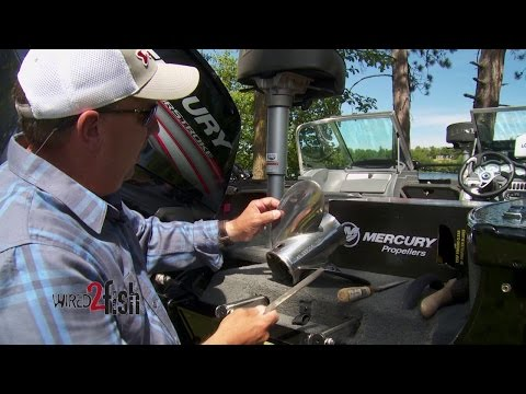How to Repair Damaged Boat Props (Nicks and Dings) - YouTube