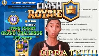 OPEN NEW CHEST: GET MEGA MINION !!! - Clash Royale Indonesia