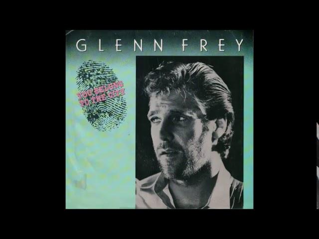 Glenn Frey - You belong to the city (Dj Joys Remix )