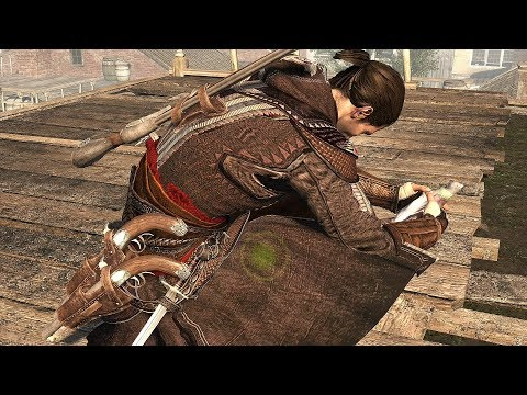 Assassin's Creed Rogue Remastered Aguilar Outfit & Assassin Interception PS4 PRO Elgato 4k60 Pro thumbnail