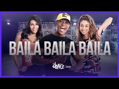 Baila Baila Baila  - Ozuna | FitDance Life (Coreografía) Dance Video