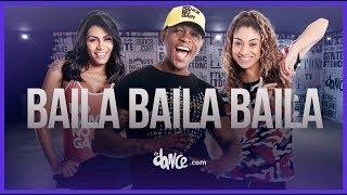 Baila Baila Baila - Ozuna FitDance Life (Coreografia) Dance Video