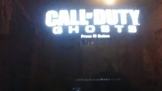 Call Of Duty Ghosts  Bored, Chillin