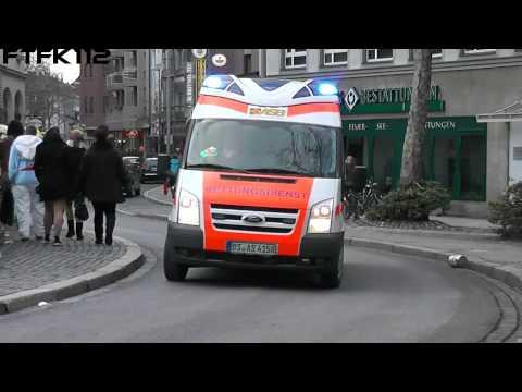Krankentransportwagen (KTW) ASB...