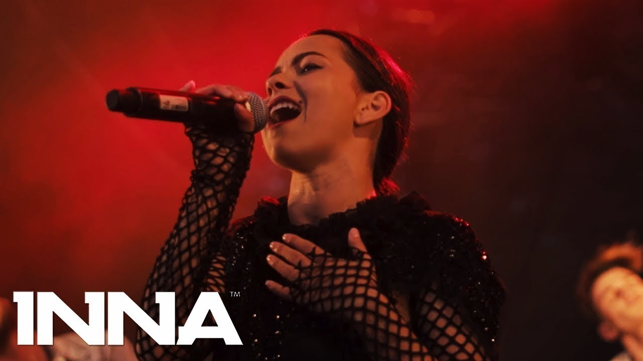 INNA   On the road #244 - Aura Fest (Finland)