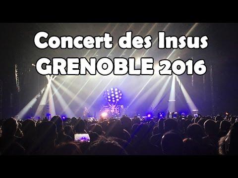CONCERT DES INSUS - GRENOBLE 2016