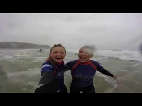 Wild and Free Retreats : Morgan Porth : Cornwall