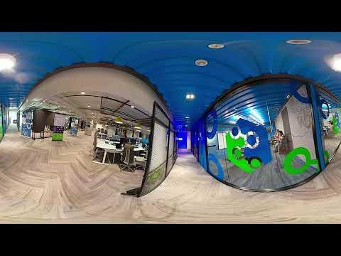 Standard Chartered Bangalore - VR 360 Walkthrough