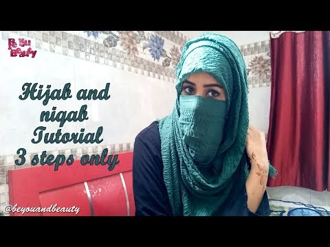 simple-hijab-and-niqab-tutorial-with-3-steps-only-|-be-you-and-beauty