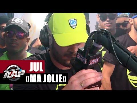 Youtube: Jul«Ma jolie» en live #PlanèteRap