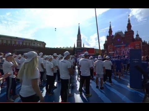 360 LIVE: Guinness World Record for Mass Boxing Training