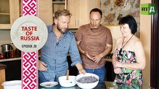 Farm life ain't for everyone - Taste of Russia Ep. 20
