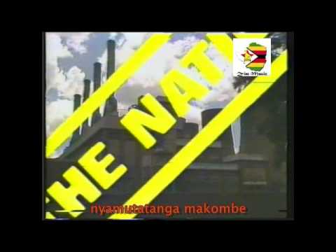 the nation - 1980s radio program current affairs ZBC