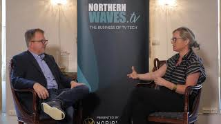 Northern Waves TV 2019 - Interview with Anette Mellbye | Digital Strategy Leader