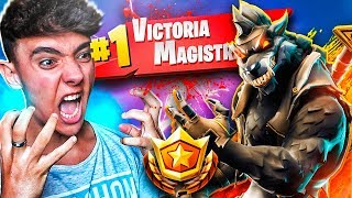 EPIC VICTORIA AVEC LE NOUVEAU SKIN LEGENDARY 'LEVEL 100 SEASON 6' de FORTNITE!