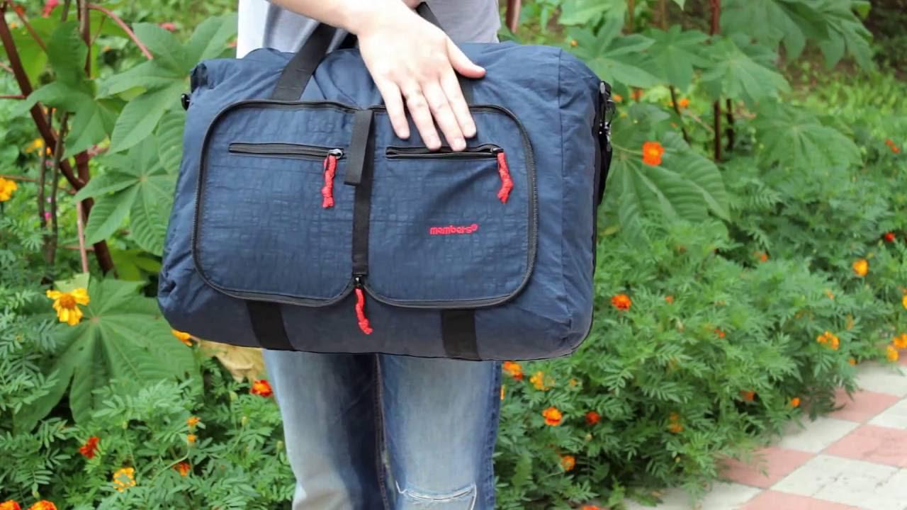 030e63a7acf7 Сумка для дороги Members Holdall Ultra Lightweight Foldaway Small 39 Red -  купить в Киеве, выгодная цена на брендовые Дорожные сумки в интернет  магазине ...