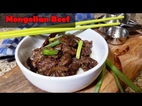 How To Make Keto Mongolian Beef | Keto Chinese Food Recipe