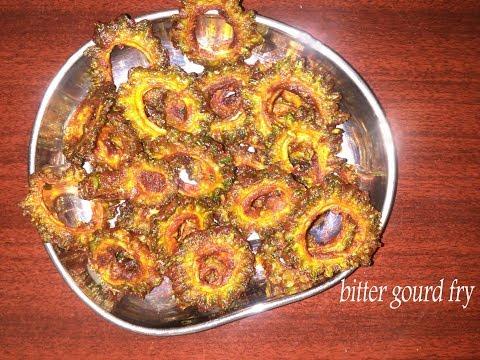 bitter gourd stir fry recipe | stuffed bitter gourd recipe | bitter gourd chips