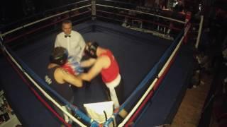 Ultra White Collar Boxing | Liverpool | Nick Loyden VS William Barnes