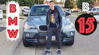 Купил BMW X5 В 15 ЛЕТ | Моя Первая Машина
