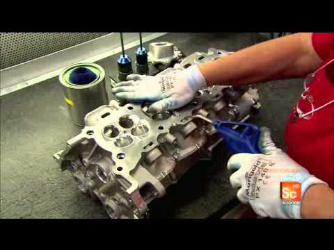 How It's Made High Performance Engines