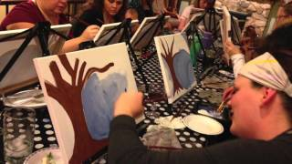 Mobile art pARTy - Painting pARTy in Surrey BC