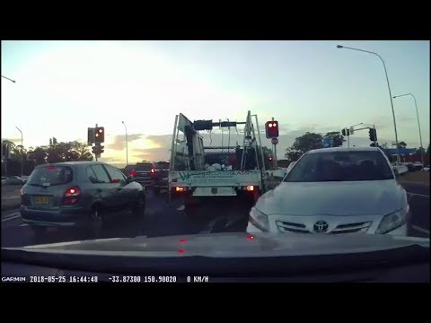 Australian Car Crash / Dash Cam Compilation 17