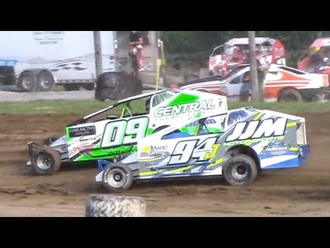 BEI Lightning Series Sportsman Heat Five | Genesee Speedway | 6-23-18