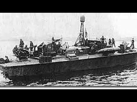 US Navy - ELCO PT-565 ( WAR THUNDER NAVAL FORCES )