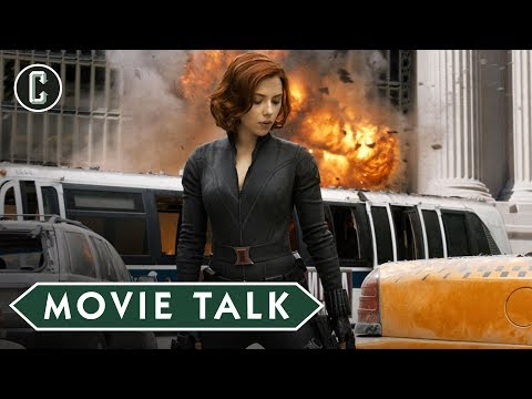 Black Widow Film To Take Place Before Infinity War? - Movie Talk