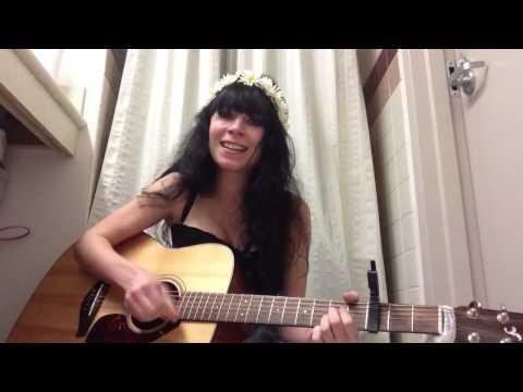 Sublime - Caress Me Down Acoustic Guitar Cover - Chords in Description