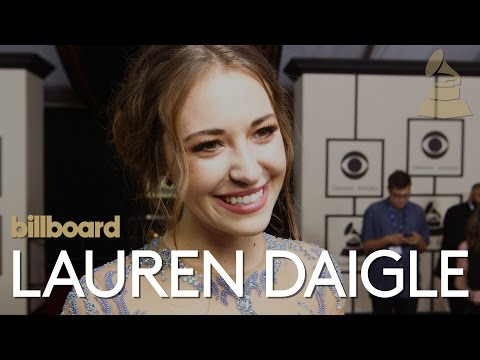Lauren Daigle: The 2016 GRAMMY Red Carpet