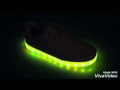 Tennis Led luminosos