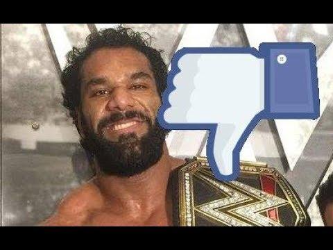 NoDQ Video #960: Why Jinder Mahal being WWE Champion SUCKS, DIY's split, more