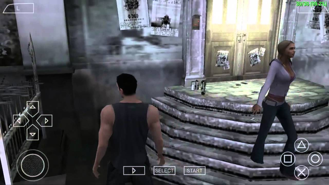 PPSSPP 0.9.7 Obscure :The Aftermath Gameplay + settings on Android ...