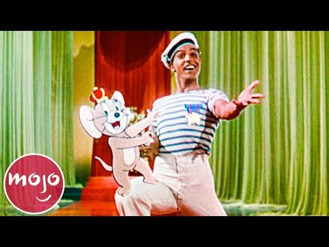 Top 10 Best Gene Kelly Dance Scenes